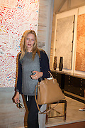 UMA THURMAN WALKED PAST, Lunch at the Ivy Club pop up-restaurant during the preview of Masterpiece Art Fair. Co-hosted by  Count & Countess Filippo Guerrini-Maraldi, and Lord<br /> Dick Daventry. 26 June 2013