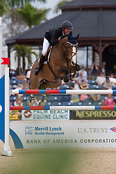Charlie Jayne (USA) - Uraya<br /> Horseware GP CSI 2*<br /> Wellington 2012<br /> © Hippo Foto - Cealy Tetly