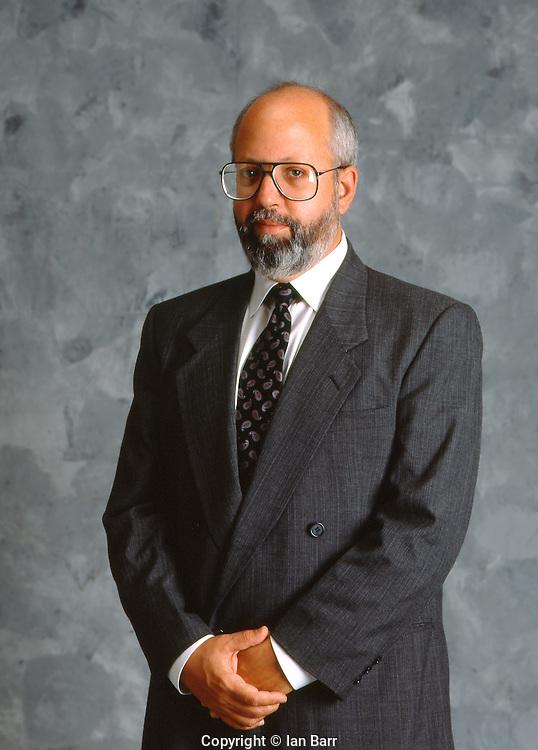 portrait of Ed Nessle