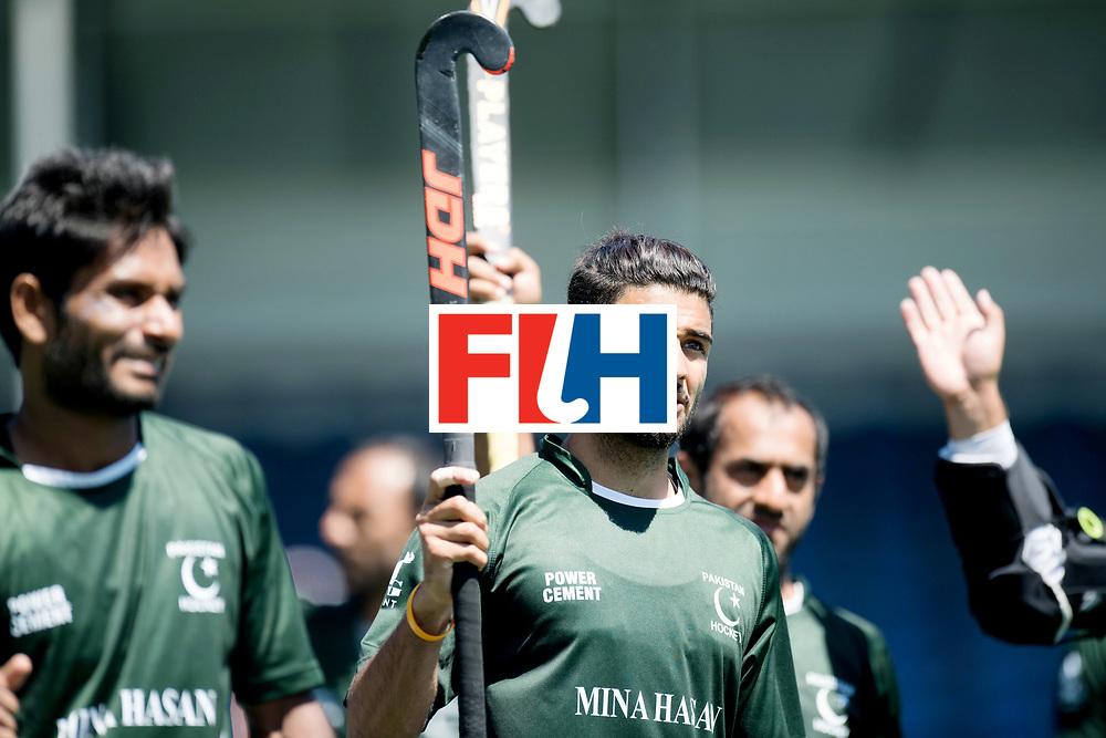 BREDA - Rabobank Hockey Champions Trophy<br /> 5th/6th place Belgium - Pakistan<br /> Belgium wins after shoot out.<br /> Photo: .<br /> COPYRIGHT WORLDSPORTPICS FRANK UIJLENBROEK