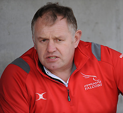 Dean Richards, Director of Rugby of Newcastle Falcons.  - Mandatory byline: Alex Davidson/JMP - 12/03/2016 - RUGBY - Sandy Park -Exeter Chiefs,England - Exeter Chiefs v Newcastle Falcons - Aviva Premiership