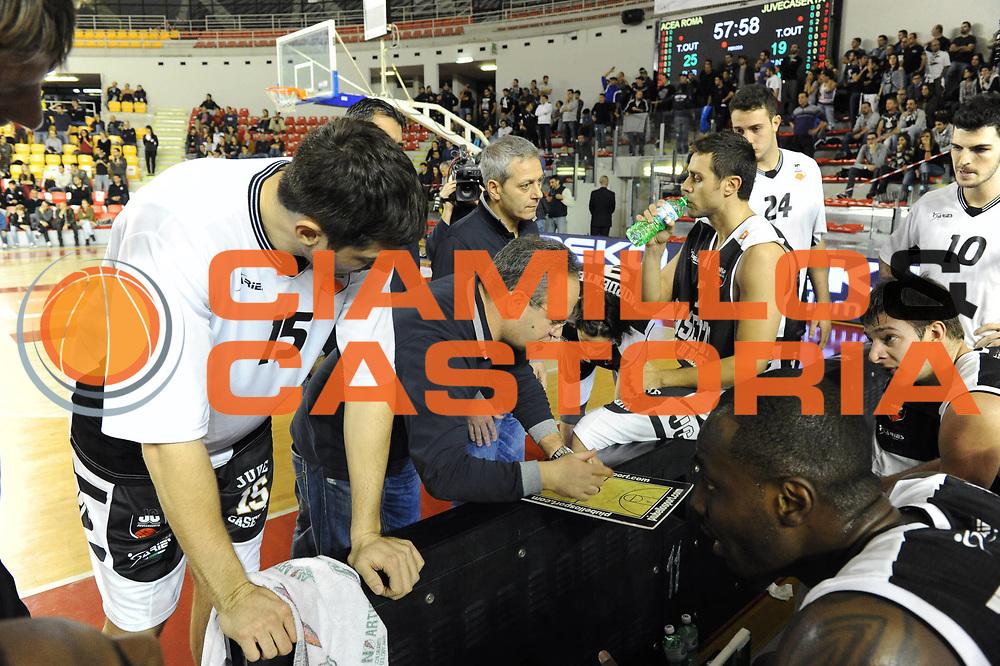 DESCRIZIONE : Roma Lega A 2012-13 Acea Roma Juve Caserta<br /> GIOCATORE : team<br /> CATEGORIA : time out<br /> SQUADRA : Juve Caserta<br /> EVENTO : Campionato Lega A 2012-2013 <br /> GARA : Acea Roma Juve Caserta<br /> DATA : 28/10/2012<br /> SPORT : Pallacanestro <br /> AUTORE : Agenzia Ciamillo-Castoria/GiulioCiamillo<br /> Galleria : Lega Basket A 2012-2013  <br /> Fotonotizia : Roma Lega A 2012-13 Acea Roma Juve Caserta<br /> Predefinita :