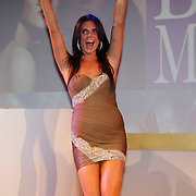 NLD/Amsterdam/20091029 - Uitreiking Beau Monde Awards 2009, Kim Feenstra winnaar Beau Monde Make Over Award 2009