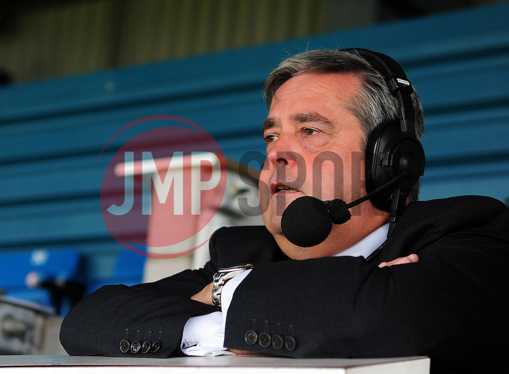 Bristol Rovers chairman Nick Higgs - Photo mandatory by-line: Neil Brookman - Mobile: 07966 386802 23/08/2014 - SPORT - FOOTBALL - Bristol - Memorial Stadium - Bristol Rovers v AFC Telford - Vanarama Football Conference