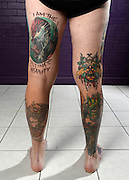 Players Bar - Inked Up Grand Finalists. 2015