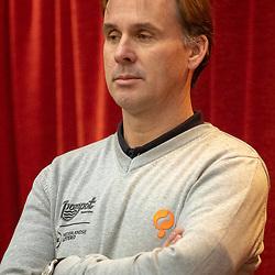 29-11-2018: Wielrennen: Team Roompot Charles: Kamperland<br /> Erik Breukink