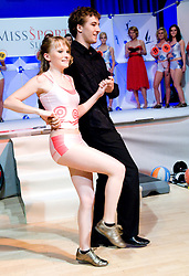 Marija Topole  at event Miss Sports of Slovenia, on April 18, 2009, in Festivalna dvorana, Ljubljana, Slovenia. (Photo by Ales Oblak / Sportida)