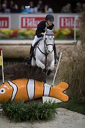 Dufresne Sidney, FRA, Looping de Buissy<br /> Cross Indoor presented by Rolex<br /> CHI de Genève 2016<br /> © Hippo Foto - Dirk Caremans<br /> 10/12/2016