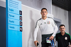 Mexico Training and Press Conference - 26 June 2018