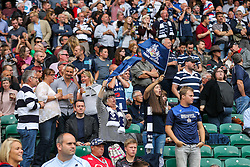 Bristol Rugby fans - Rogan Thomson/JMP - 03/09/2016 - RUGBY UNION - Twickenham Stadium - London, England - Harlequins v Bristol Rugby - Aviva Premiership London Double Header.