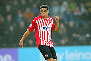 Exeter City's Troy Brown during the Sky Bet League 2 match between Exeter City and Accrington Stanley at St James' Park, Exeter, England on 23 January 2016. Photo by Graham Hunt.