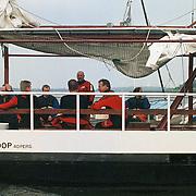 Duikers brandweer op zoek naar vermiste Huizer Willem Vos bij de Aanloophaven