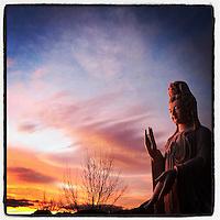 Desert Zen Center - Lucerne Valley - California