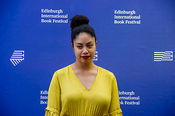 Pictured: Zinzi Clemmons and Mien Agur Meabe<br /><br />Zinzi Clemmons is an American writer. She is best known for her 2017 debut novel What We Lose.<br /><br /><br /><br />Ger Harley | EEm 11 August 2019