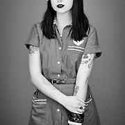 Ruby Johnstone, Artist - New York, 2011