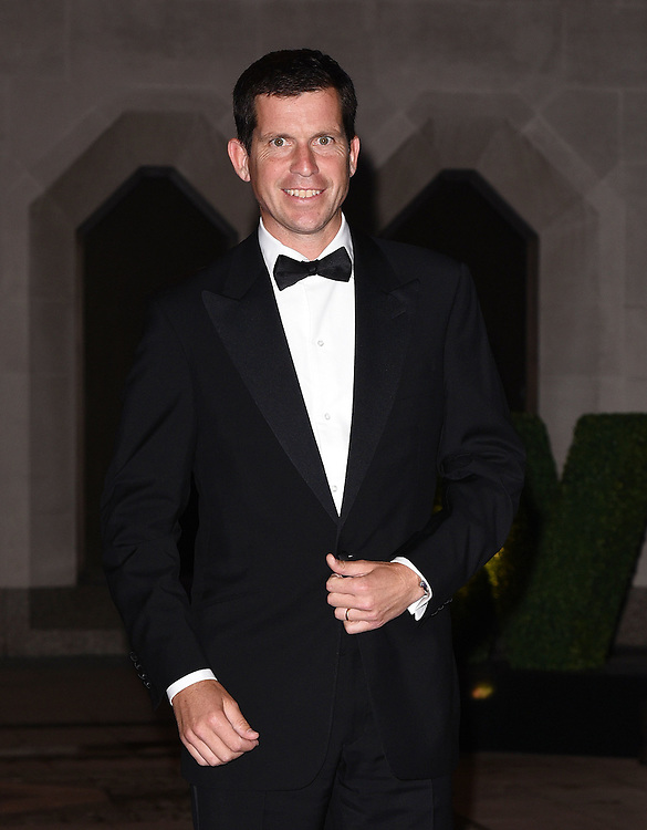 Tim Henman attends the 2015  Wimbledon Champions Dinner at The Guildhall, Gresham Street, London on Sunday 12 July 2015