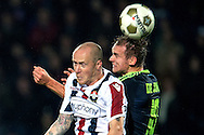 Onderwerp/Subject: Willem II - Ajax - Eredivisie<br /> Reklame:  <br /> Club/Team/Country: <br /> Seizoen/Season: 2012/2013<br /> FOTO/PHOTO: Hans MULDER (L) of Willem II in duel with Siem DE JONG (R) of Ajax. (Photo by PICS UNITED)<br /> <br /> Trefwoorden/Keywords: <br /> #04 $94 ±1342782825903<br /> Photo- & Copyrights © PICS UNITED <br /> P.O. Box 7164 - 5605 BE  EINDHOVEN (THE NETHERLANDS) <br /> Phone +31 (0)40 296 28 00 <br /> Fax +31 (0) 40 248 47 43 <br /> http://www.pics-united.com <br /> e-mail : sales@pics-united.com (If you would like to raise any issues regarding any aspects of products / service of PICS UNITED) or <br /> e-mail : sales@pics-united.com   <br /> <br /> ATTENTIE: <br /> Publicatie ook bij aanbieding door derden is slechts toegestaan na verkregen toestemming van Pics United. <br /> VOLLEDIGE NAAMSVERMELDING IS VERPLICHT! (© PICS UNITED/Naam Fotograaf, zie veld 4 van de bestandsinfo 'credits') <br /> ATTENTION:  <br /> © Pics United. Reproduction/publication of this photo by any parties is only permitted after authorisation is sought and obtained from  PICS UNITED- THE NETHERLANDS