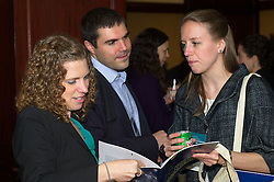Yale SOM Education Leadership Conference 2013. Expo or Candid Photograph. Friday 5 April.