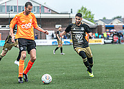 2019, June 19. Culemborg, The Netherlands. Dylan Peys at the soccer match of Creators FC vs CVV Vriendenschaar.