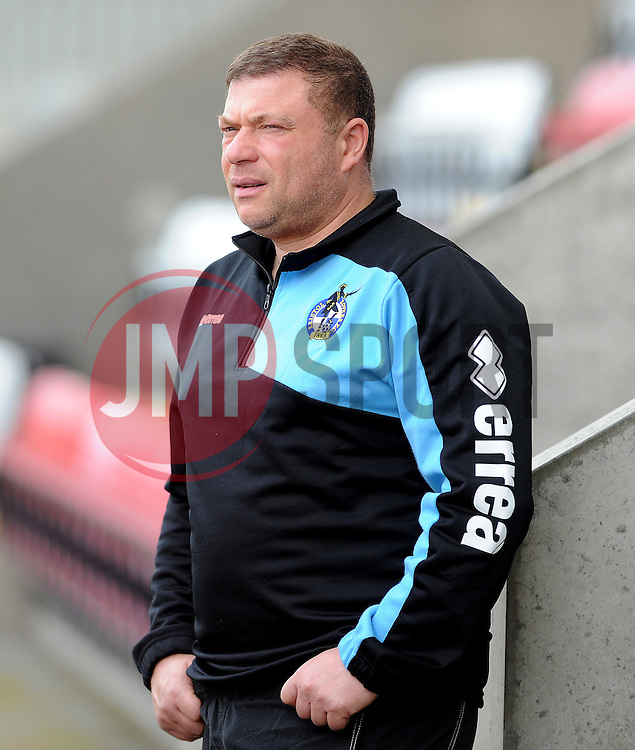 Marco Carota - Mandatory byline: Neil Brookman/JMP - 07966 386802 - 03/10/2015 - FOOTBALL - Globe Arena - Morecambe, England - Morecambe FC v Bristol Rovers - Sky Bet League Two