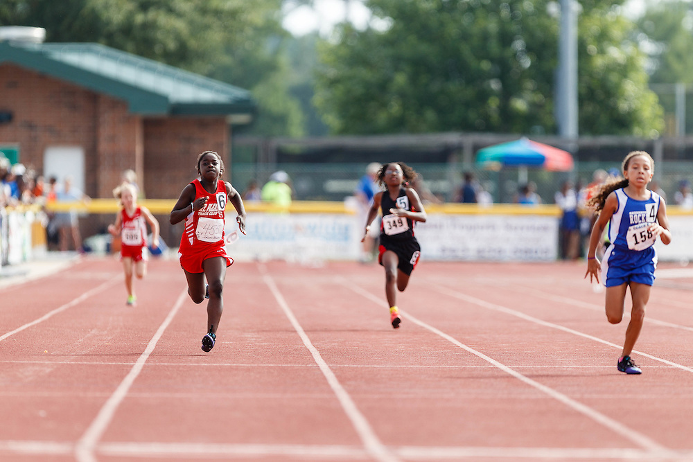Images From The  Usatf Junior Olympics Myrtle Beach Coach O Invitational Track Meet With The