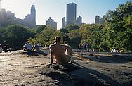 New York. Central park, Manhattan  New York  Usa /  Central park  New York  USa