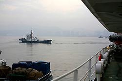 SOUTH KOREA MASAN 25OCT07 - View of Mazan port, South Korea...jre/Photo by Jiri Rezac..© Jiri Rezac 2007..Contact: +44 (0) 7050 110 417.Mobile:  +44 (0) 7801 337 683.Office:  +44 (0) 20 8968 9635..Email:   jiri@jirirezac.com.Web:    www.jirirezac.com..© All images Jiri Rezac 2007 - All rights reserved.