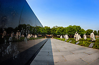 Korean War Memorial, Washington, DC USA