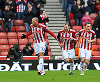 Stoke City/Sunderland Premiership 05.02.11<br />