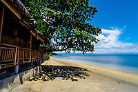Indonesia, Sulawesi, Bunaken. Bunaken National Park was among the first of Indonesia's marine parks, and attracts a lot of visitors every year. There is a large range of accommodation here.