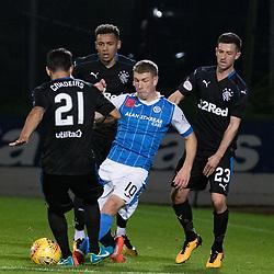 St Johnstone v Rangers | Scottish Premiership | 13 October 2017
