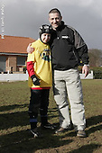 Leeds Premier Rugby Camp at Malton and Norton RFC. 20-2-06. Pics with John Bentley
