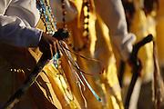 Sete Lagoas_MG, Brasil.<br /> <br /> Guarda de Congo do Casarao em Sete Lagoas, Minas Gerais.<br /> <br /> Congo guard of Casarao in Sete Lagoas, Minas Gerais.<br /> <br /> Foto: LEO DRUMOND / NITRO