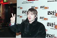 The BRIT Awards Launch 1996 <br /> Thursday 11 Jan 1996.<br /> The Hard Rock Cafe, London, England<br /> Photo: JM Enternational