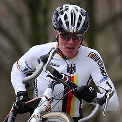HUYBERGEN (NED) veldrijden <br />WK 2008-2009<br />Hanka Kupfernagel