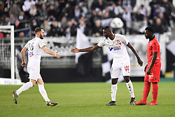 February 23, 2019 - Amiens, France - 09 SEHROU GUIRASSY (AMI) - JOIE - FAIR PLAY (Credit Image: © Panoramic via ZUMA Press)