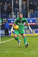Mark Tyler of Luton Town during the Sky Bet League 2 match at Kenilworth Road, Luton<br /> Picture by David Horn/Focus Images Ltd +44 7545 970036<br /> 14/11/2015