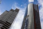 financial district - sydney