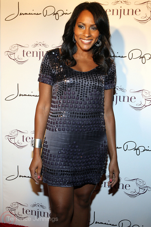 Danella at The Jermaine Dupri Birthday Celebrration held at Tenjune in New York City on September 23, 2008