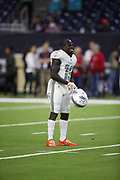 Miami Dolphins wide receiver Jakeem Grant (19) in action during the NFL week 8 regular season football game against the Houston Texans on Thursday, Oct. 25, 2018 in Houston. The Texans won the game 42-23. (©Paul Anthony Spinelli)