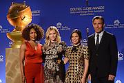 73rd Annual Golden Globe Awards Nominations<br /> <br /> AMERICA FERRERA + CHLOE GRACE MORETZ + ANGELA BASSETT + DENNIS QUAID at the 73rd Annual Golden Globe Awards Nominations held @ the Beverly Hilton hotel. December 10, 2015<br /> ©Exclusivepix Media