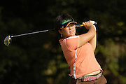 Ha Na Jang during the second day of match play at the U.S. Women's Amateur at Crooked Stick Golf Club on Aug. 9, 2007 in Carmel, Ind.    ...©2007 Scott A. Miller