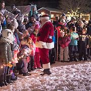 Santa Tree Lighting - Schouler Park - 2018