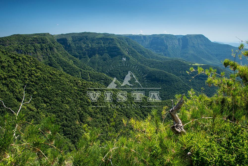 Serra do Faxinal, Cambará do Sul, Rio Grande do Sul, foto de Zé Paiva - Vista Imagens
