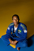 Belo Horizonte_MG, Brasil...Judoca Katleyn Quadros, atleta do Minas Tenis Clube...Judoka Katleyn Quadros, athlete of the Minas Tenis Clube...Foto: BRUNO MAGALHAES / NITRO