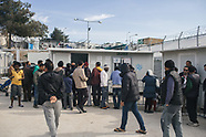 Moria camp - Lesvos March 2018