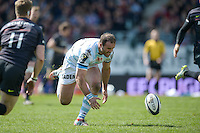 Jamie Roberts - 05.04.2015 - Racing Metro 92 / Sarances - 1/4Finale European Champions Cup<br />