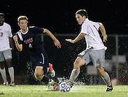 OC Soccer vs Dallas Baptist - 9/27/2012