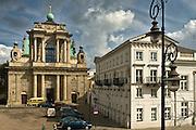 13.09.2007 Warsaw Carmelites Church, next to President Palace, Krakowskie Przedmiescie street. Fot Piotr Gesicki Gesicki