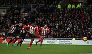 Sunderland v Liverpool 020117